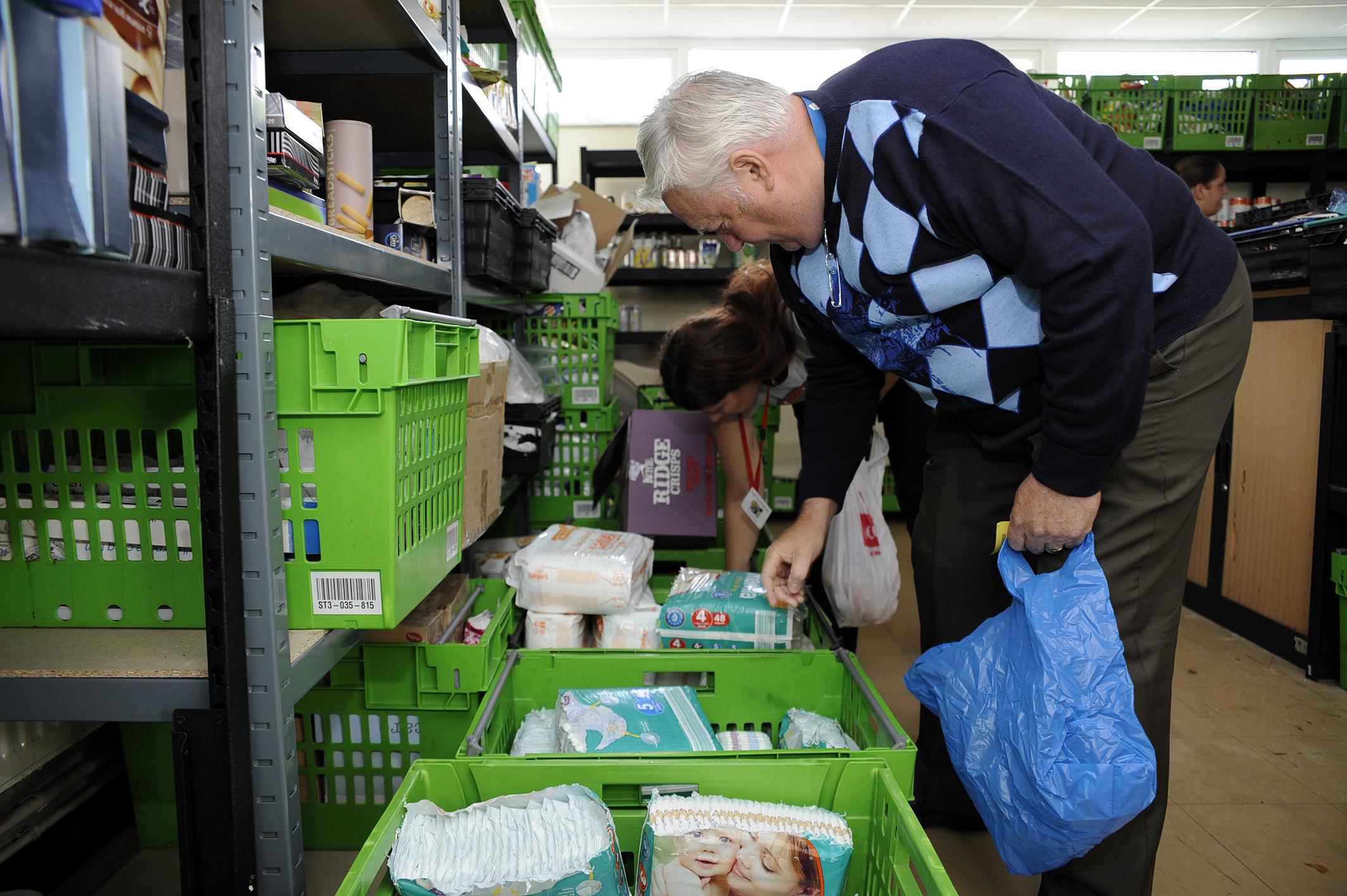 Storehouse Volunteer 2